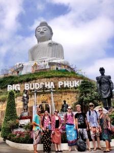Big Buddah in Phuket