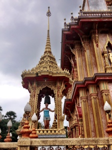 Temples of Wat Chalong