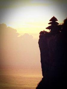 Uluwatu Monkey Temple, Bali